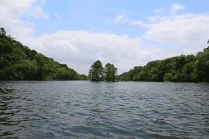 Lower Mountain Fork River, Beavers Bend-broken-bow