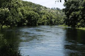 Lower Illinois River Oklahoma