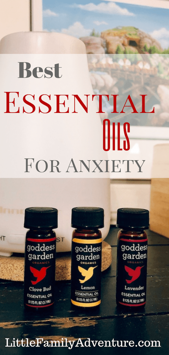 Best Essential Oils for Anxiety - Here are a few tips on which essential oils to use to reduce stress and relieve anxiety