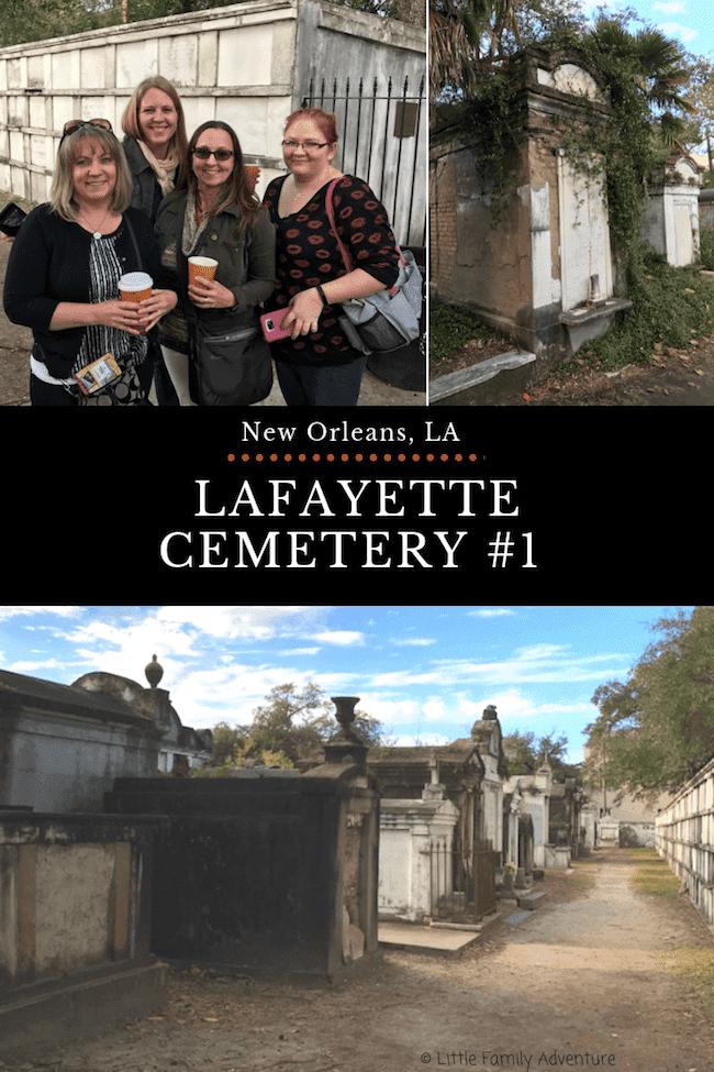 NOLA Lafayette cemetery #1