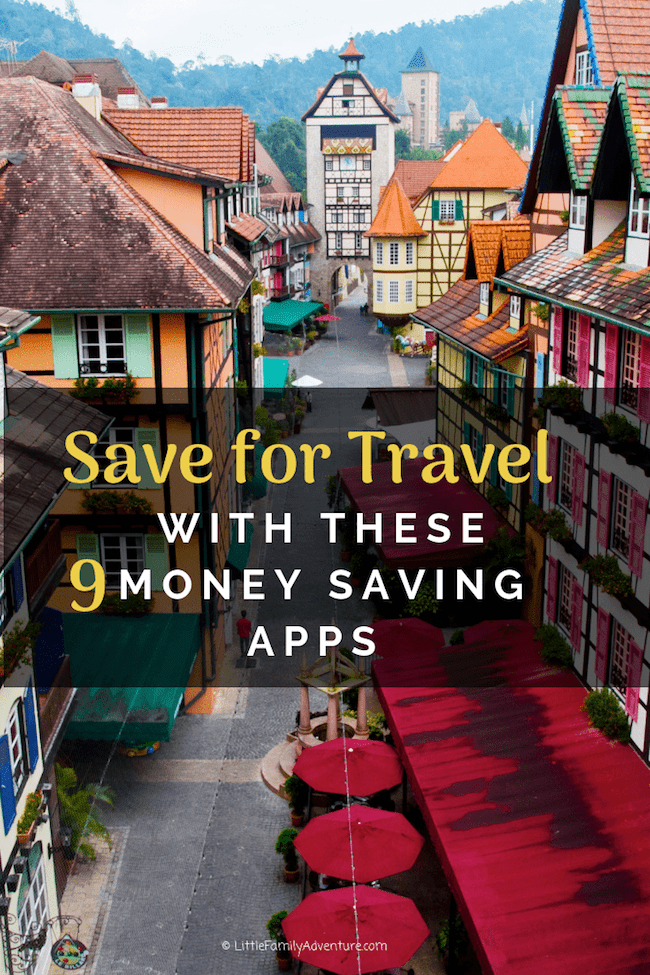 Travel More with these 9 Little-Known Money Saving Apps & Tips - Learn how you can save money on everyday purchases, build up a travel fund, and travel more.