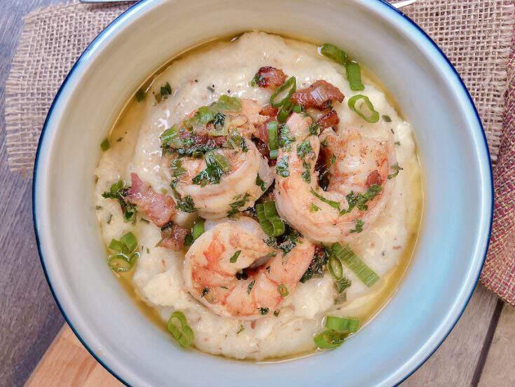 Cajun Shrimp and Grits Recipe
