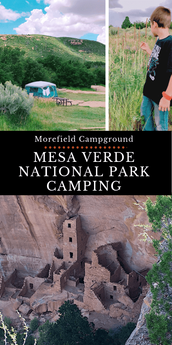 Morefield Campground is the ONY camping site inside Mesa Verde National Park (SW Colroado) - Come and enjoy stellar hiking trails, camping, and ancestral Pueblo cliff dwellings. It's a great place to explore with the family.