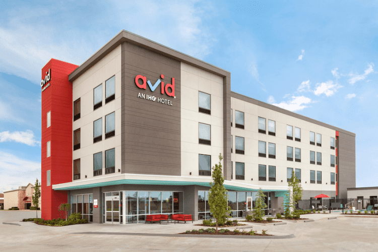 avid hotels – New Kind of Travel Experience