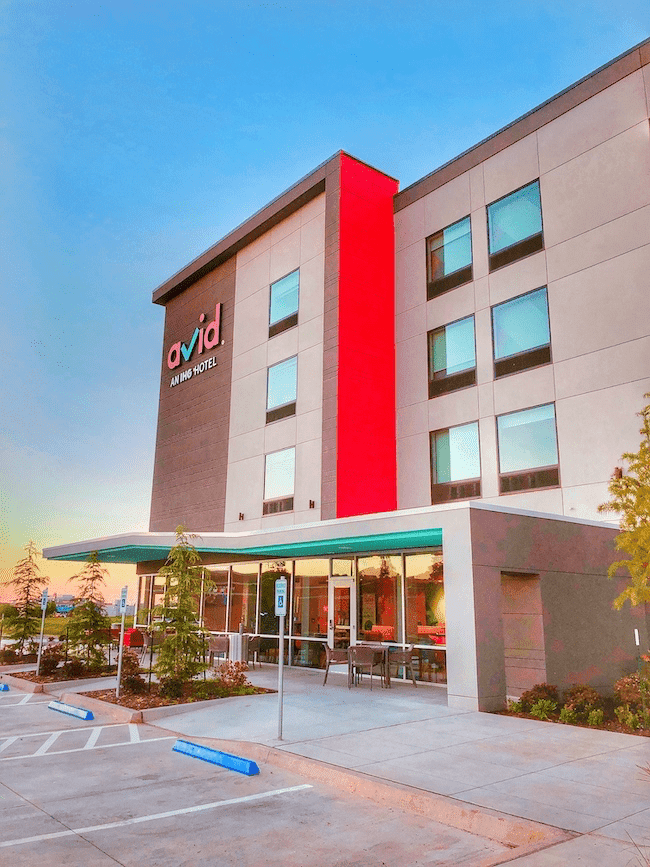 avid hotels, an IHG hotel is a new kind of travel experience. See how they listened to customers and created a hotel chain that  you want to return to again and again.