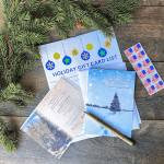 Arbor Day Foundation Gift Crads and Tree certificate for holidays