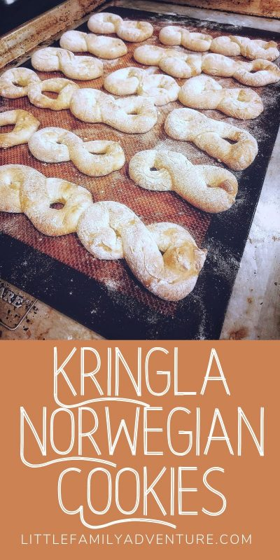 Kringla Norwegian Cookies