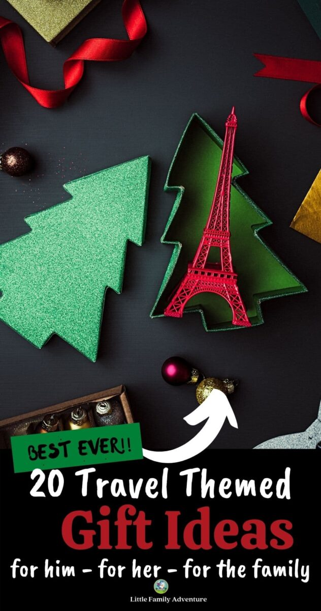 travel themed gift ideas