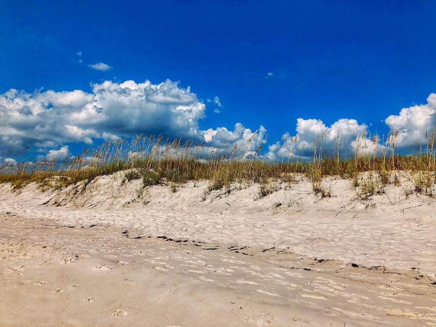 Panama CIty Beach Florida - Shell Island