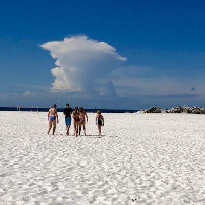 This is what a fun weekend in Panama City Beach looks like with teens