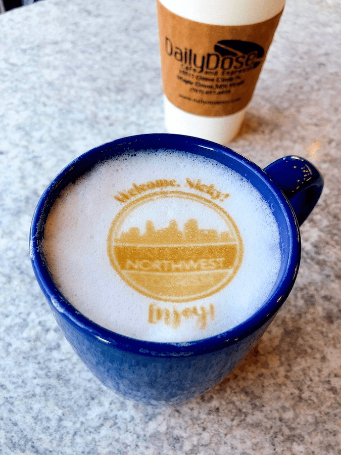 Daily Dose - Maple Grove coffee shop
