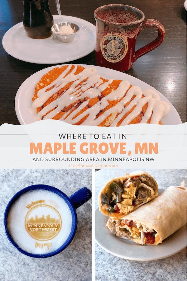 Restaurants Maple Grove MN