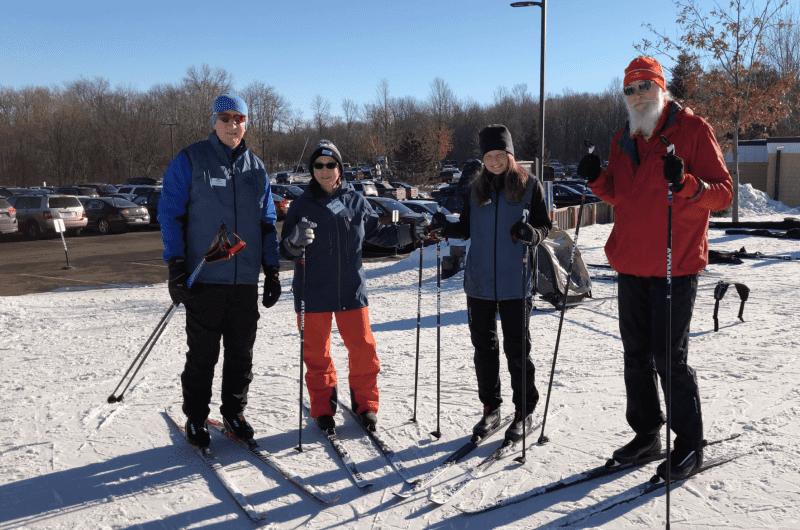 SnowSports Ski School Elm Creek Park