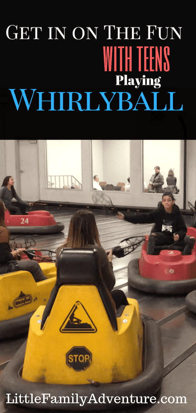 Get in on the Indoor Family Fun with Whirlyball - Here How to Play and Why you'll Have a blast playing with your family.