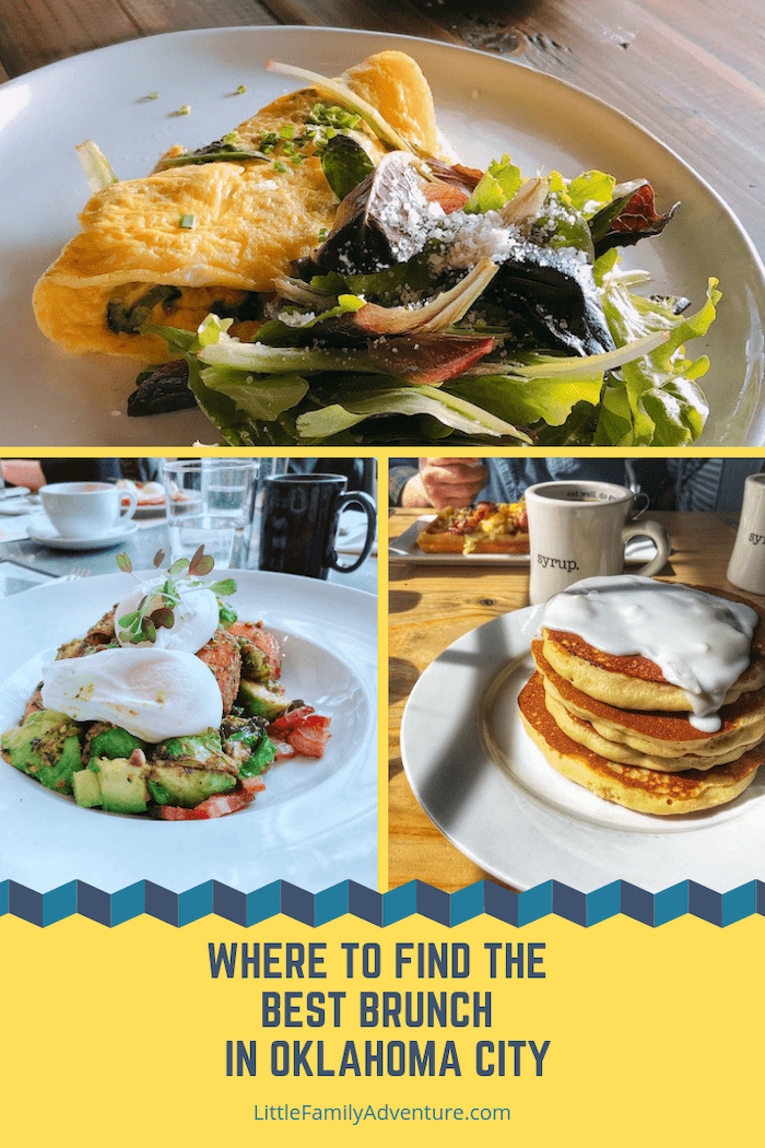 When you want the Best Brunch in OKC you need to start with one of these local favorites. Depending on what you're in the mood for breakfast or brunch, it's here in Oklahoma City.