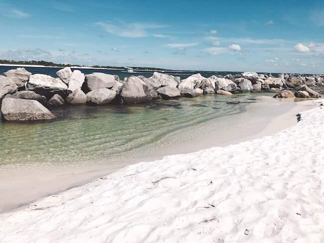 Shell Island Snorkeling