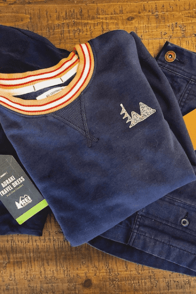 REI branded clothing