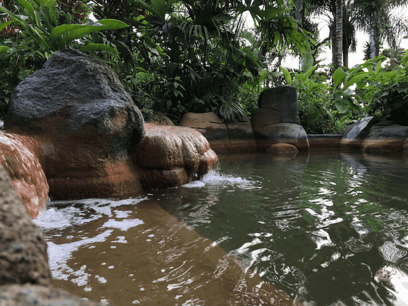 Thermo Mineral Hot Springs