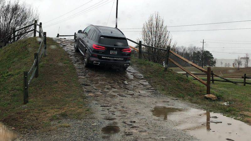 BMW X5 - Adventure Course