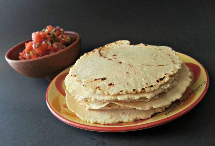 Corn Tortillas: A Step by Step Guide