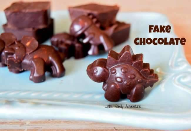 Calling All Chocolate Lovers! Here's Fake Chocolate