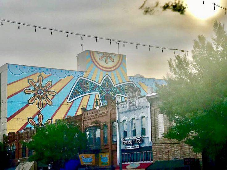 Vibrant Art Scene in Norman