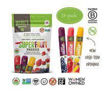 Super Fruit Freezie Frozen Juice Bars - DeeBee's