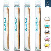 Bamboo Vegan Toothbrush