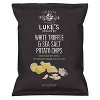Luke's Organic White Truffle & Sea Salt Potato Chips