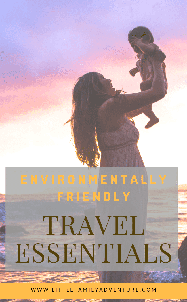 mother and child - family travel essentials