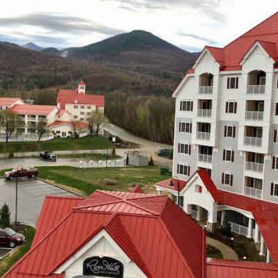 Explore Lincoln, New Hampshire and Enjoy RiverWalk Resort