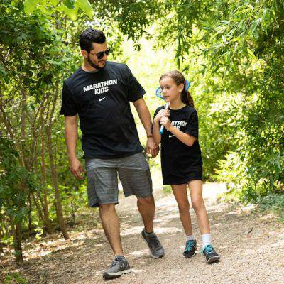 Connect with Your Kids With the Walk and Talk Challenge This Summer