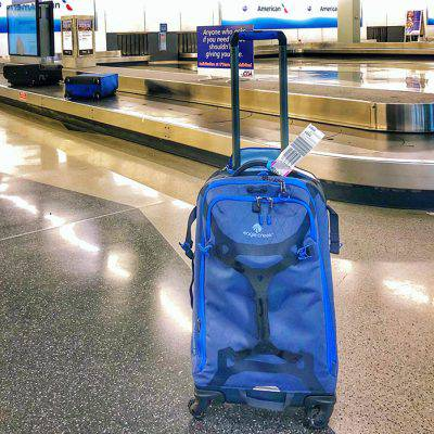 Never Thought I'd Go Back to a Wheeled Duffel – Why  Eagle Creek Gear Warrior Made Me Return