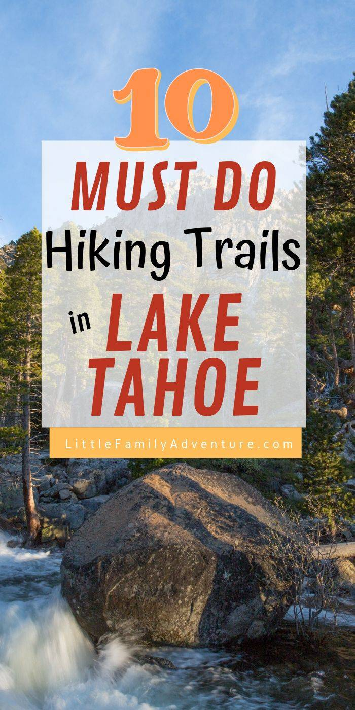 Lake Tahoe Hiking Trails