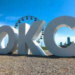 OKC sign