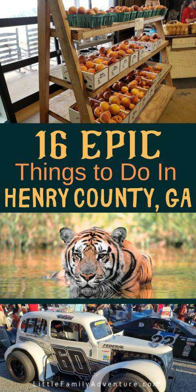 Things to do in Henry County GA