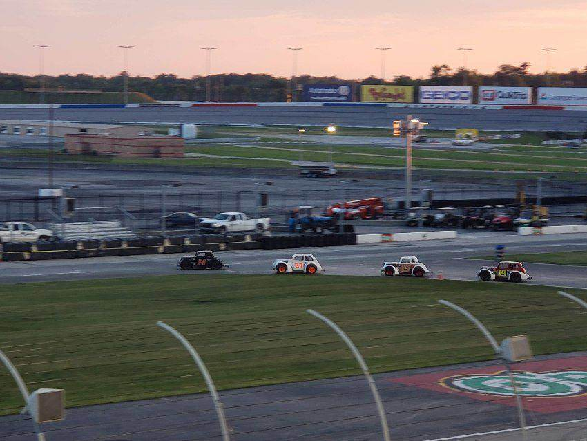 Thursday Thunder at the Atlanta Motor Speedway