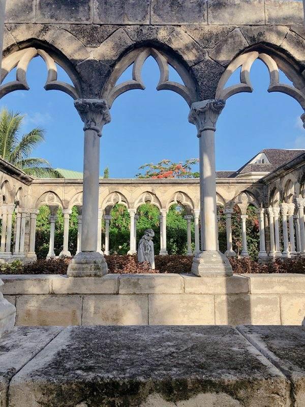 Versailles Garden in Nassau