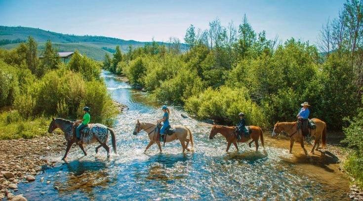 Granby, Colorado - C Lazy U Ranch