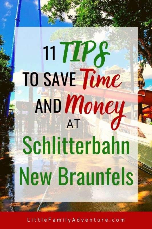 Schlitterbahn New Braunfels waterpark