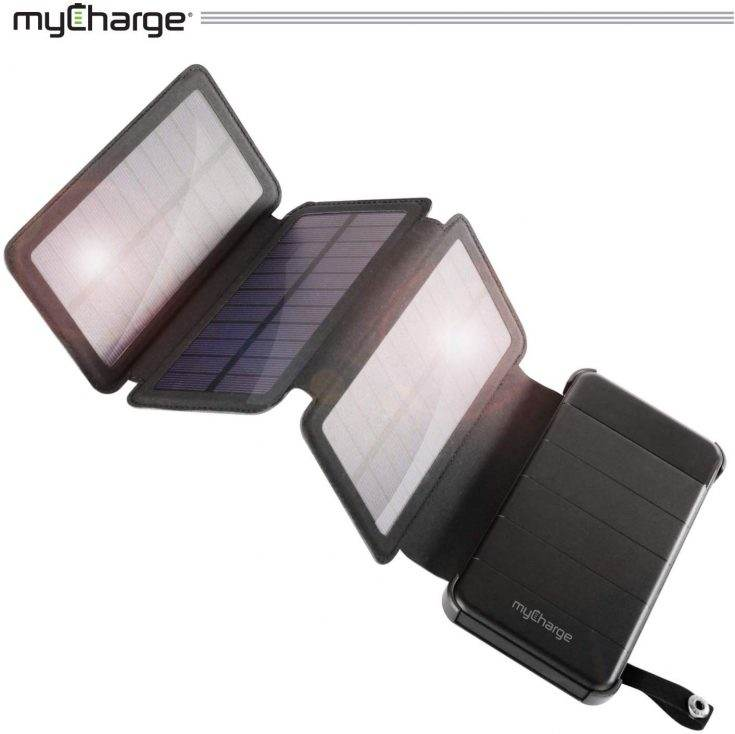 myCharge Solar Charger