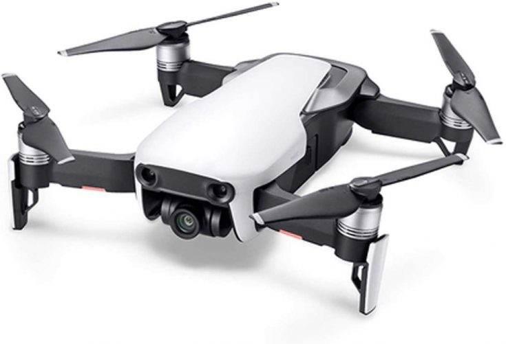 DJI Mavic Air Fly More Combo Arctic 4K Drone