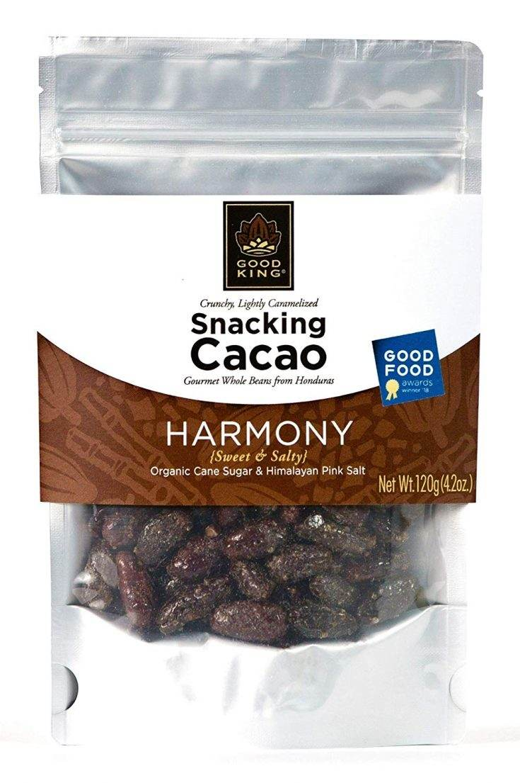 Cacao Beans Gourmet Snack by Good King
