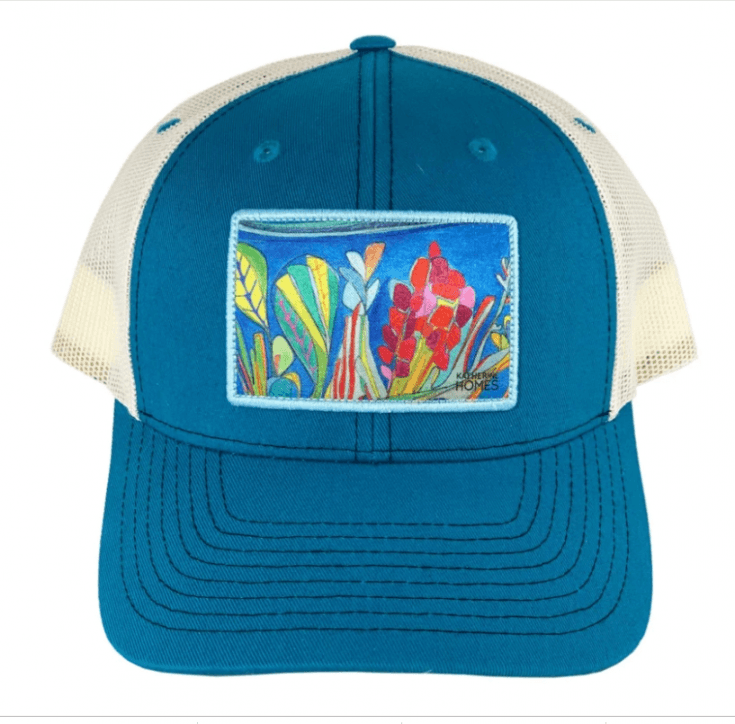 Katherine Homes Trucker Hat
