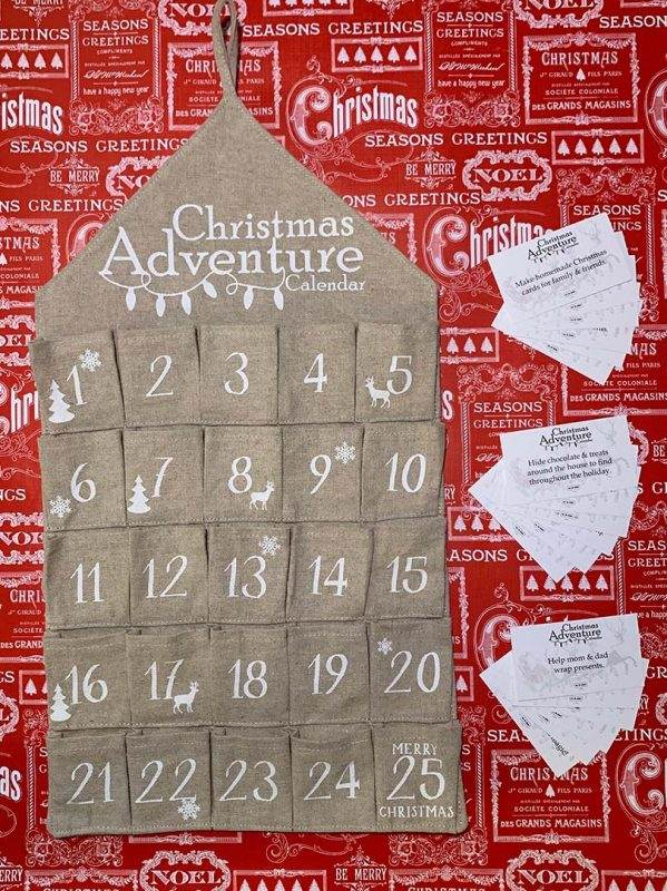 Non Candy Advent Calendar