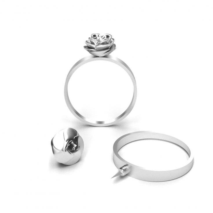 Self Defense Ring & Self Defense Jewelry