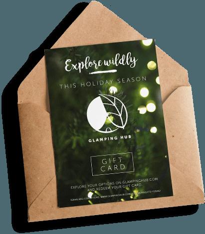 Glamping Hub Gift Card