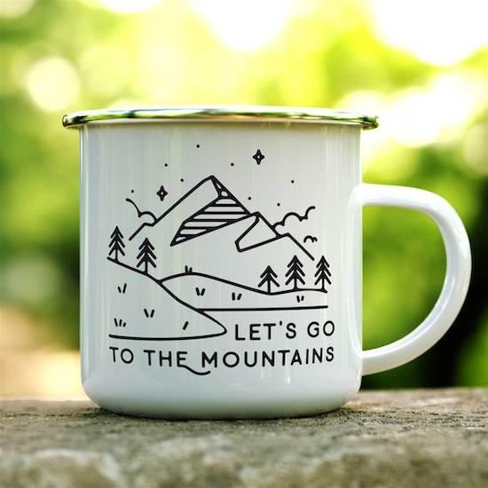 Cute Camping Mugs