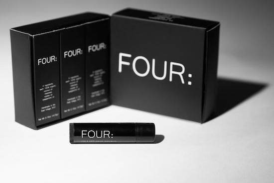 Organic Lip Balm by FOUR