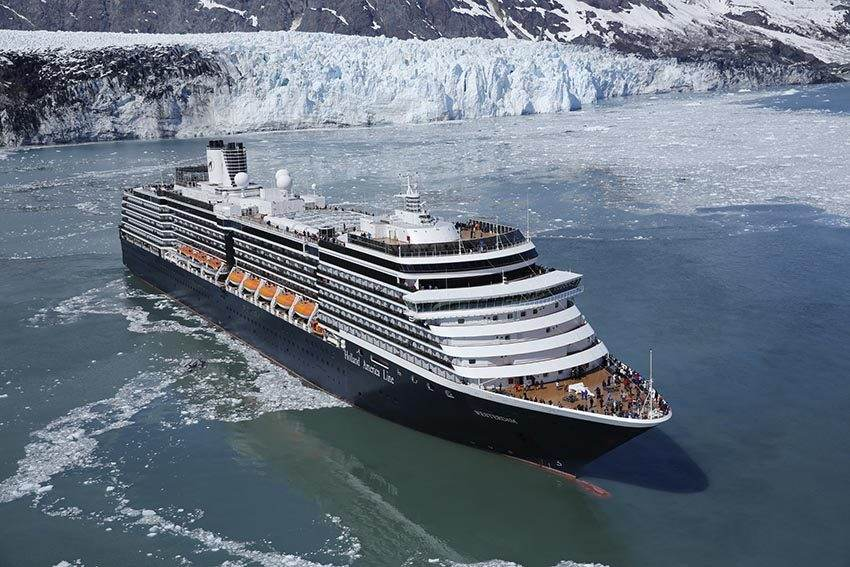Holland America Alaska Cruise Ship